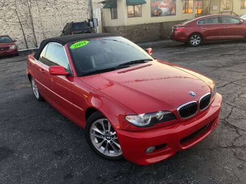2004 BMW 3 Series for sale at Some Auto Sales in Hammond IN