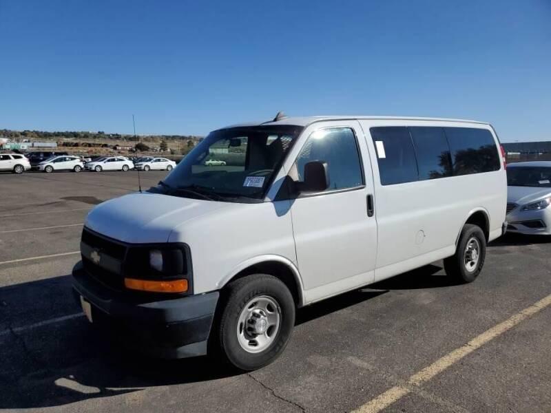 2017 Chevrolet Express Cargo for sale at Samcar Inc. in Albuquerque NM