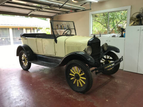 1926 Ford Model T for sale at MOTION TREND AUTO SALES in Tomball TX