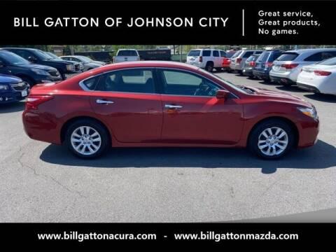 2016 Nissan Altima for sale at Bill Gatton Used Cars - BILL GATTON ACURA MAZDA in Johnson City TN
