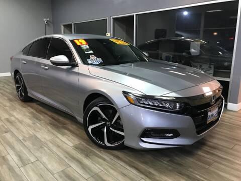 2019 Honda Accord for sale at Golden State Auto Inc. in Rancho Cordova CA