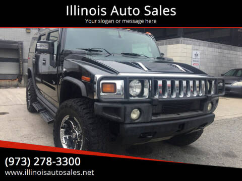 2007 HUMMER H2 for sale at Illinois Auto Sales in Paterson NJ