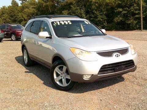 2007 Hyundai Veracruz for sale at Let's Go Auto Of Columbia in West Columbia SC