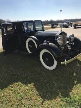 1937 Rolls-Royce 20/25 for sale at Classic Car Deals in Cadillac MI