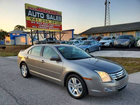 2009 Ford Fusion for sale at Mox Motors in Port Charlotte FL