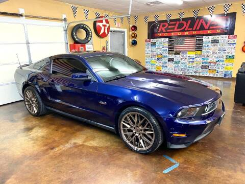 2011 Ford Mustang for sale at Redline Motorplex,LLC in Gallatin TN