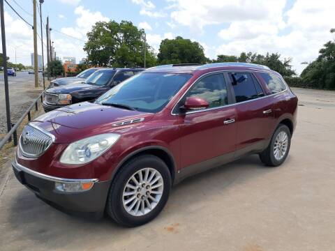 2008 Buick Enclave for sale at Yates Brothers Motor Company in Fort Worth TX