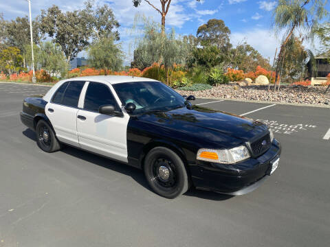 2008 Ford Crown Victoria for sale at CAS in San Diego CA