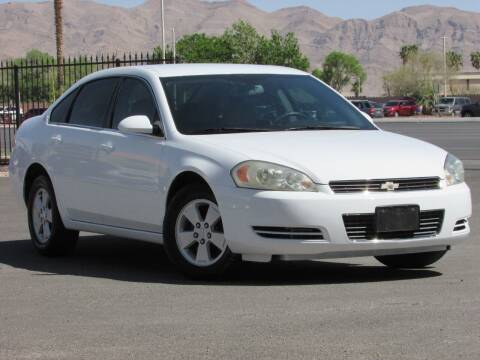 2006 Chevrolet Impala for sale at Best Auto Buy in Las Vegas NV