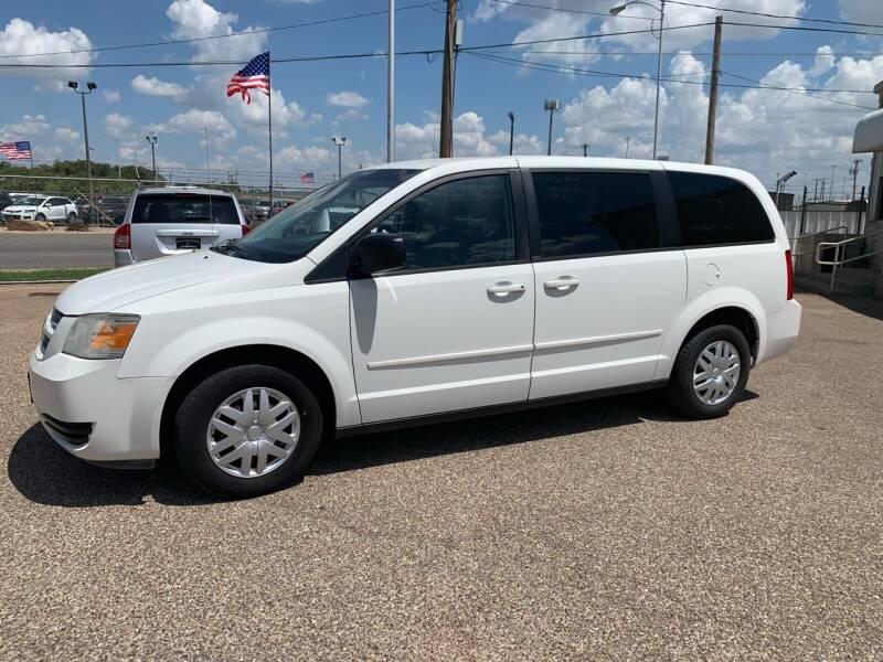 2009 Dodge Grand Caravan for sale at Chaparral Motors in Lubbock TX