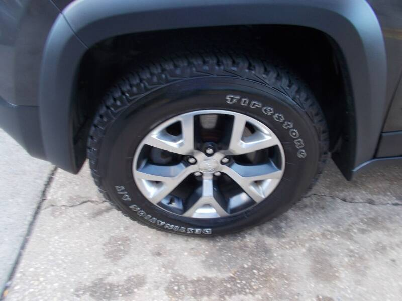 2014 Jeep Cherokee 4x4 Trailhawk 4dr SUV - Keyport NJ
