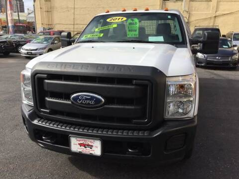 2011 Ford F-350 Super Duty for sale at Xpress Auto Sales & Service in Atlantic City NJ