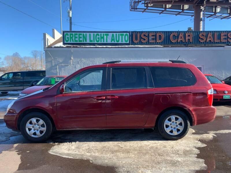 2009 Kia Sedona for sale at Green Light Auto in Sioux Falls SD