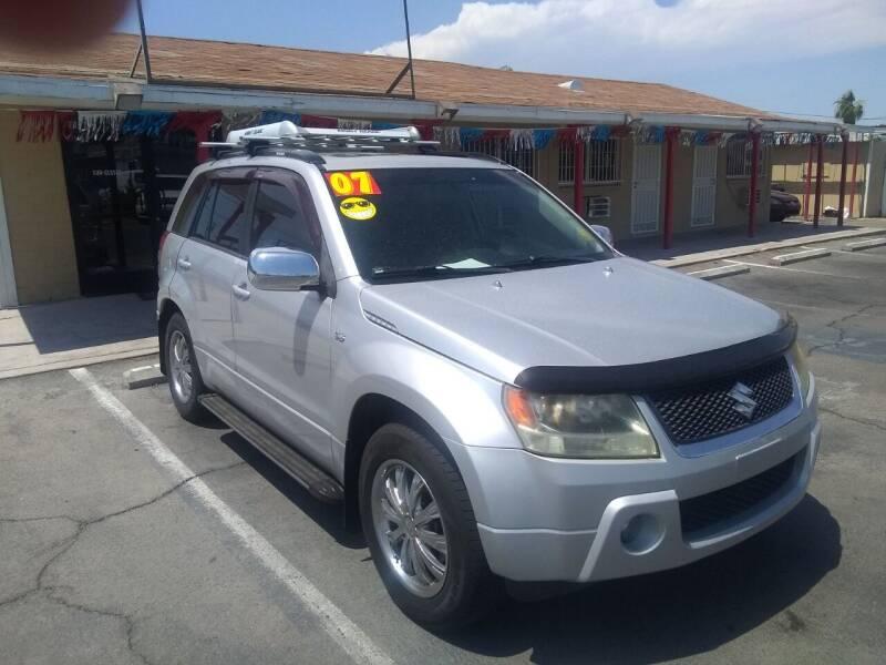 2007 Suzuki Grand Vitara for sale at Car Spot in Las Vegas NV