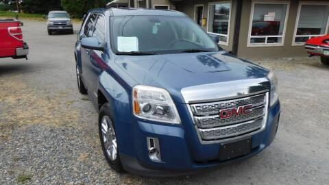 2011 GMC Terrain for sale at M & M Auto Sales LLc in Olympia WA