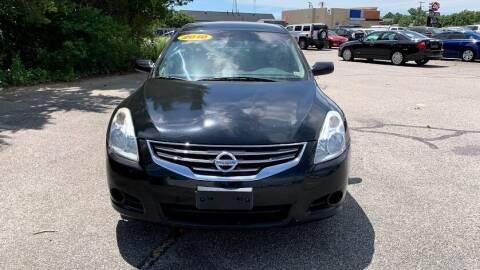 2010 Nissan Altima for sale at North Irving Motors INC in Fredericksburg VA
