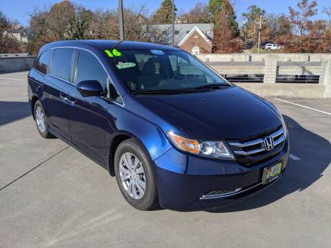 2016 Honda Odyssey for sale at QC Motors in Fayetteville AR