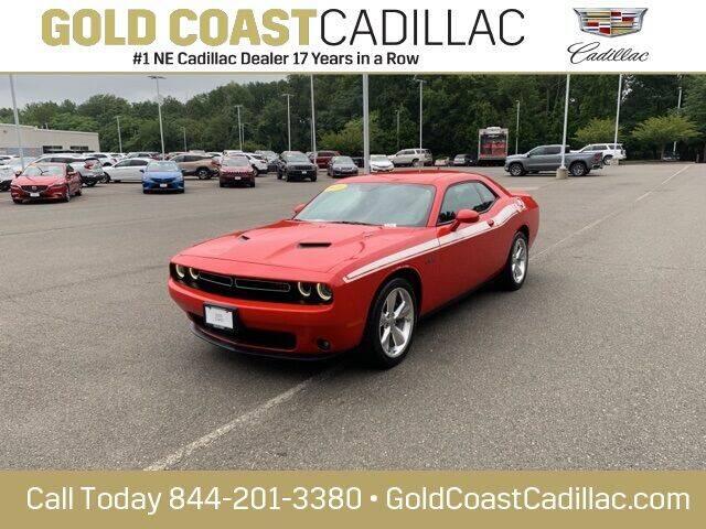 2016 Dodge Challenger for sale at Gold Coast Cadillac in Oakhurst NJ