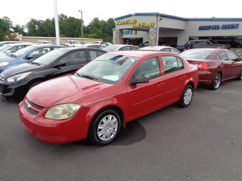 2005 Chevrolet Cobalt for sale at KARS R US of Spartanburg LLC in Spartanburg SC