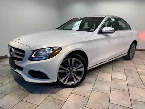 2018 Mercedes-Benz C-Class for sale at EUROPEAN AUTO EXPO in Lodi NJ