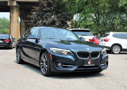 2016 BMW 2 Series for sale at Cutuly Auto Sales in Pittsburgh PA