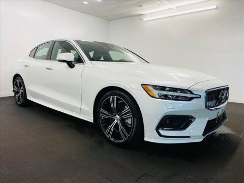 2019 Volvo S60 for sale at Champagne Motor Car Company in Willimantic CT