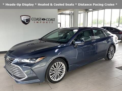 2019 Toyota Avalon for sale at Coast to Coast Imports in Fishers IN