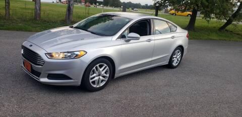 2015 Ford Fusion for sale at Elite Auto Sales in Herrin IL