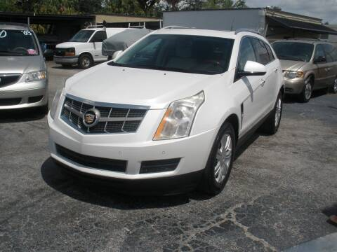 2010 Cadillac SRX for sale at Priceline Automotive in Tampa FL