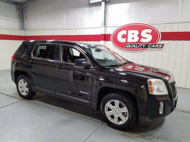 2012 GMC Terrain for sale at CBS Quality Cars in Durham NC