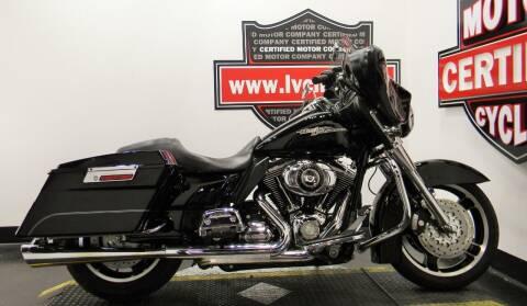2011 Harley-Davidson FLHTC for sale at Certified Motor Company in Las Vegas NV