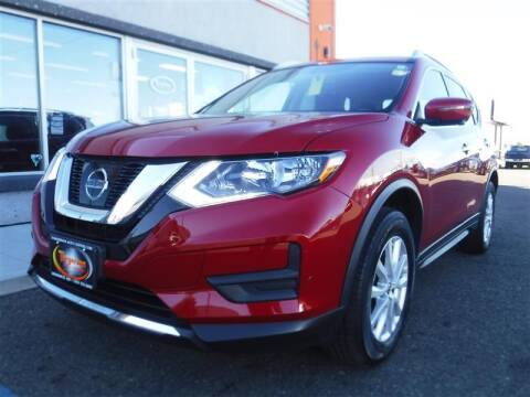 2017 Nissan Rogue for sale at Torgerson Auto Center in Bismarck ND