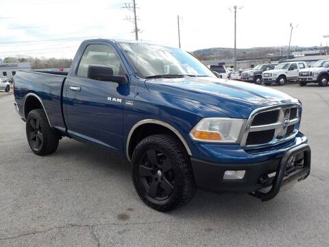 2009 Dodge Ram Pickup 1500 for sale at C & C MOTORS in Chattanooga TN
