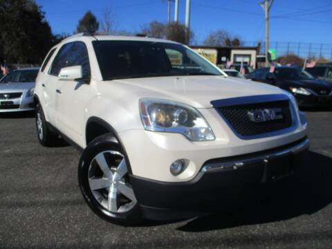 2012 GMC Acadia for sale at Unlimited Auto Sales Inc. in Mount Sinai NY