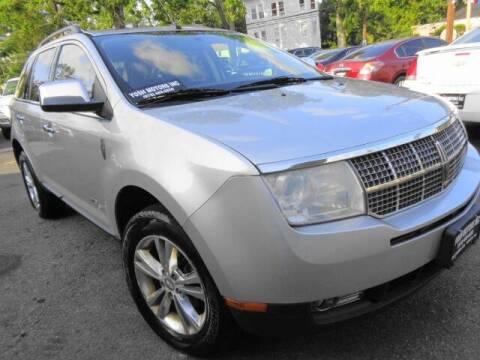 2010 Lincoln MKX for sale at Yosh Motors in Newark NJ