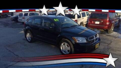 2008 Dodge Caliber for sale at Regency Motors Inc in Davenport IA