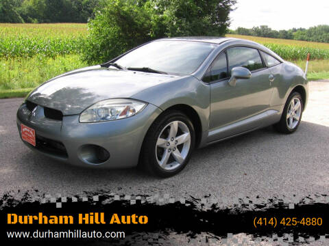 2008 Mitsubishi Eclipse for sale at Durham Hill Auto in Muskego WI