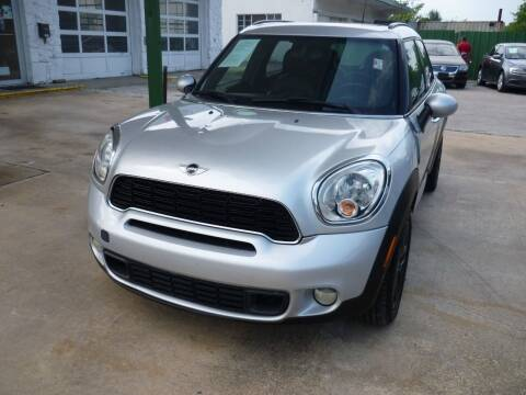 2012 MINI Cooper Countryman for sale at Auto Outlet Inc. in Houston TX