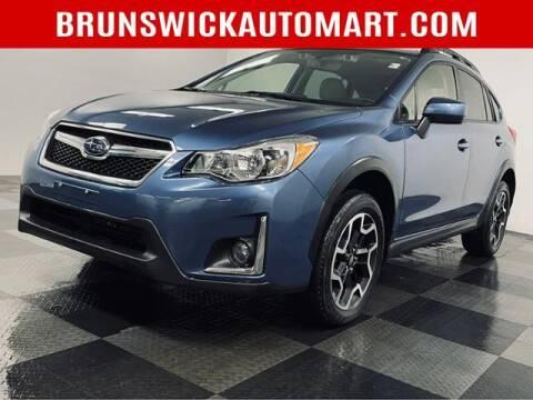 2017 Subaru Crosstrek for sale at Brunswick Auto Mart in Brunswick OH