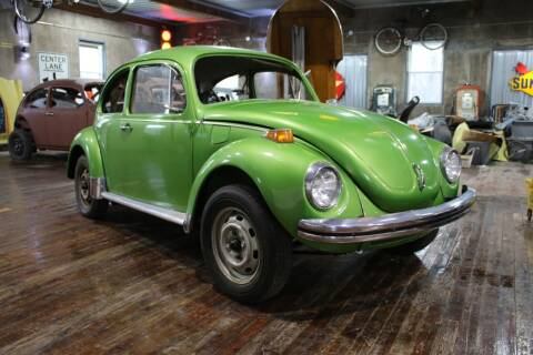 1971 Volkswagen Super Beetle for sale at Great Lakes Classic Cars & Detail Shop in Hilton NY