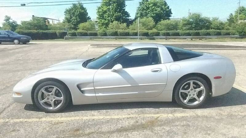 2003 Chevrolet Corvette for sale at REM Motors in Columbus OH