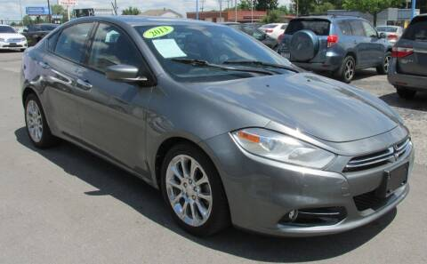 2013 Dodge Dart for sale at Express Auto Sales in Lexington KY