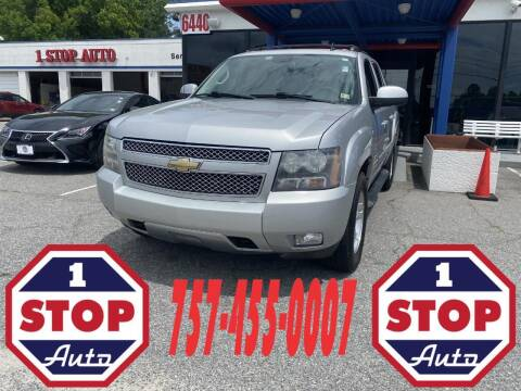 2011 Chevrolet Avalanche for sale at 1 Stop Auto in Norfolk VA