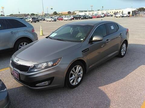 2012 Kia Optima for sale at Used Cars Colby in Colby KS