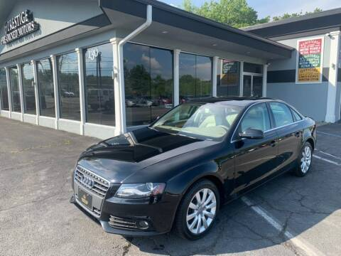 2010 Audi A4 for sale at Prestige Pre - Owned Motors in New Windsor NY