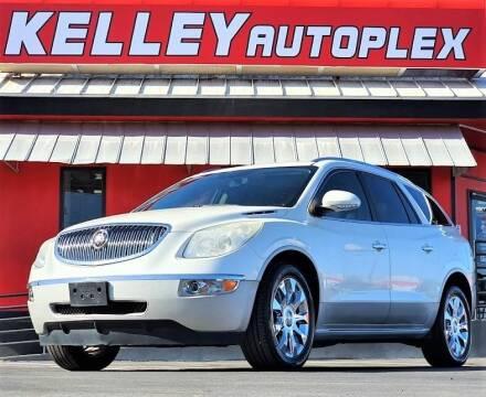 2012 Buick Enclave for sale at Kelley Autoplex in San Antonio TX
