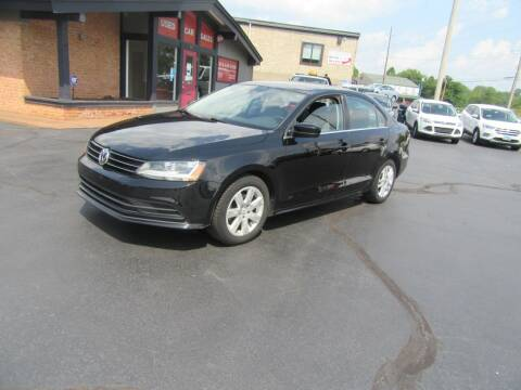 2017 Volkswagen Jetta for sale at Riverside Motor Company in Fenton MO