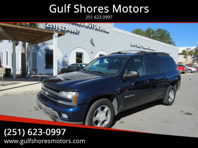 2004 Chevrolet TrailBlazer EXT for sale at Gulf Shores Motors in Gulf Shores AL