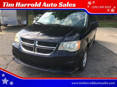 2011 Dodge Grand Caravan for sale at Tim Harrold Auto Sales in Wilkesboro NC