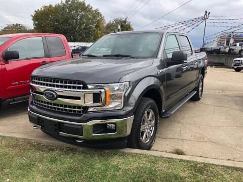 2019 Ford F-150 for sale at Greg's Auto Sales in Poplar Bluff MO